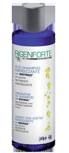 Olio shampoo energizzante